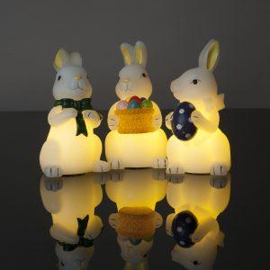 LED Osterhase (1 Stück)